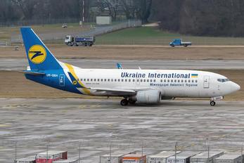 UR-GBA - Ukraine International Airlines Boeing 737-300