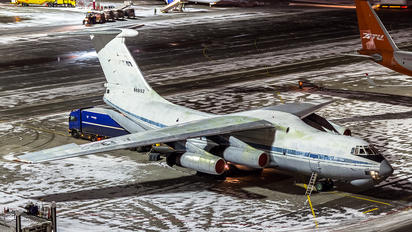 RA-86852 - Russia - Air Force Ilyushin Il-76 (all models)