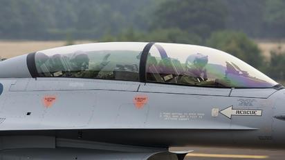306 - Norway - Royal Norwegian Air Force General Dynamics F-16B Fighting Falcon