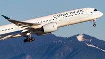 B-LRQ - Cathay Pacific Airbus A350-900 aircraft