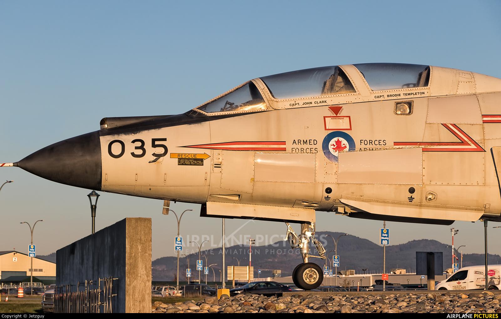 Canada - Air Force 101035 aircraft at Abbotsford, BC