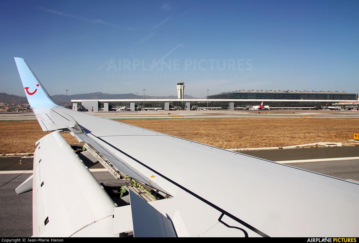 Jetairfly (TUI Airlines Belgium) OO-JOS aircraft at Málaga