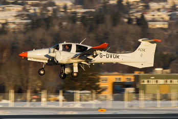G-DVOR - Flight Calibration Services Diamond DA62