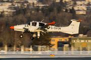 G-DVOR - Flight Calibration Services Diamond DA62 aircraft