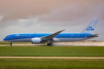 PH-BHO - KLM Boeing 787-9 Dreamliner