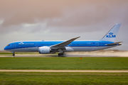PH-BHO - KLM Boeing 787-9 Dreamliner aircraft