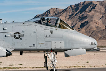 81-202 - USA - Air Force Fairchild A-10 Thunderbolt II (all models)