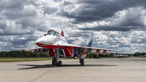 "RF-92134 - Russia - Air Force ""Strizhi"" Mikoyan-Gurevich MiG-29 aircraft"