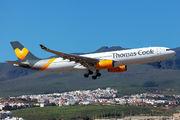 OY-VKG - Thomas Cook Scandinavia Airbus A330-300 aircraft