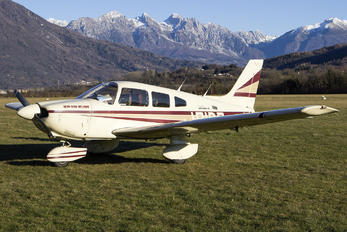 I-PIDR - Private Piper PA-28 Cherokee