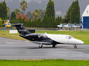 OO-KOR - Abelag Aviation Cessna 525A Citation CJ2