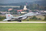 6526 - Slovakia -  Air Force Mikoyan-Gurevich MiG-29AS aircraft
