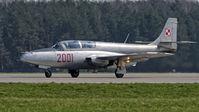 #3 Poland - Air Force PZL TS-11 Iskra 2001 taken by Piotr Gryzowski
