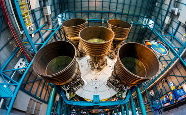 - - NASA Boeing Saturn V