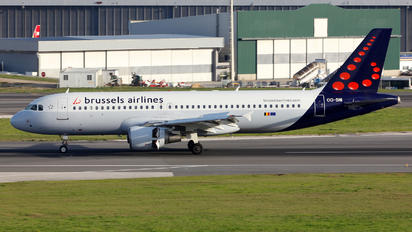 OO-SNI - Brussels Airlines Airbus A320