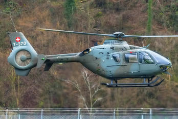 T-370 - Switzerland - Air Force Eurocopter EC635