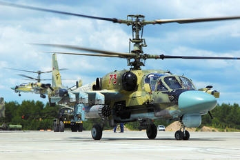 RF-13403 - Russia - Air Force Kamov Ka-52 Alligator
