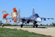 RF-95241 - Russia - Air Force Sukhoi Su-35S aircraft