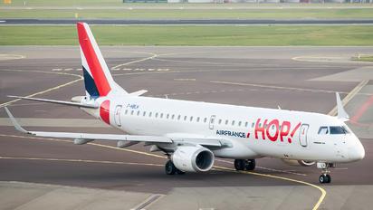 F-HBLH - Air France - Hop! Embraer ERJ-190 (190-100)