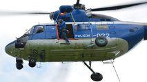 SN-31XP - Poland - Police PZL W-3 Sokół aircraft