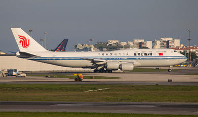 B-2479 - Air China Boeing 747-8