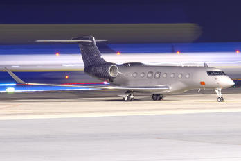 M-PLUS - Private Gulfstream Aerospace G650, G650ER