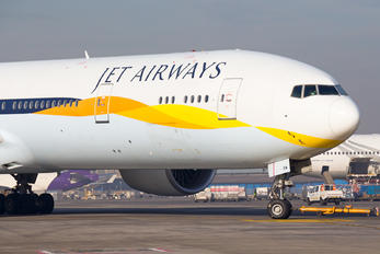 VT-JEW - Jet Airways Boeing 777-300ER
