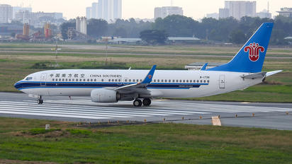 B-1736 - China Southern Airlines Boeing 737-800