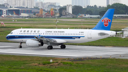 B-9952 - China Southern Airlines Airbus A320