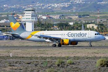 EC-NAD - Thomas Cook Balearics Airbus A320