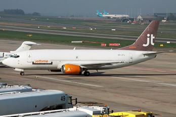 OY-JTJ - Jet Time Boeing 737-300F