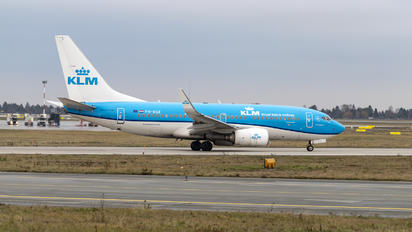 PH-BGE - KLM Boeing 737-700