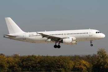 LX-FOX - GetJet Airbus A320