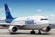C-GPAT - Air Transat Airbus A310 aircraft