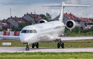 EC-LPN - Croatia Airlines Canadair CL-600 CRJ-1000 aircraft