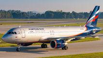 VQ-BIR - Aeroflot Airbus A320 aircraft