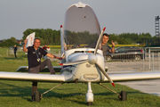 EPWS -  - Airport Overview - People, Pilot aircraft