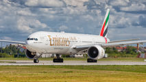 A6-EPL - Emirates Airlines Boeing 777-300ER aircraft