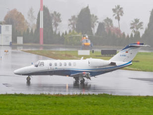 D-ICBA - ProAir Aviation Cessna 525A Citation CJ2