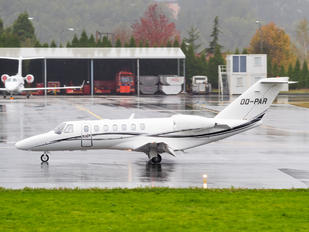 OO-PAR - Abelag Aviation Cessna 525B Citation CJ3
