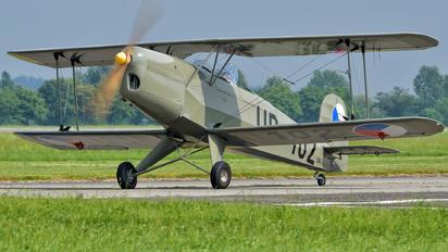 OK-WAL 72 - Private Aero C-104S (Z-131)