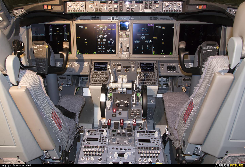 LOT - Polish Airlines SP-LVF aircraft at Warsaw - Frederic Chopin