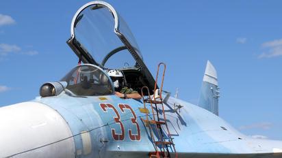 33 - Belarus - Air Force Sukhoi Su-27