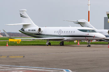 PP-MXM - Private Dassault Falcon 2000 DX, EX