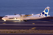 EC-GQF - CanaryFly ATR 72 (all models) aircraft