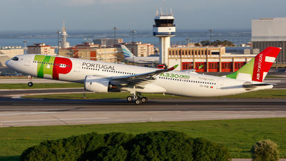CS-TUB - TAP Portugal Airbus A330neo