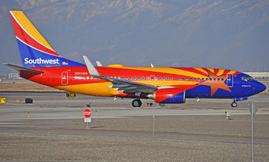 N955WN - Southwest Airlines Boeing 737-700
