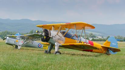 6136 - Private Boeing Stearman, Kaydet (all models)