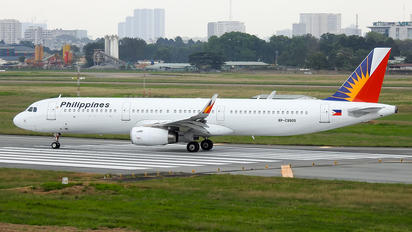 RP-C9905 - Philippines Airlines Airbus A321