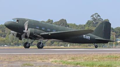 YS-347E - Private Douglas C-47A Skytrain